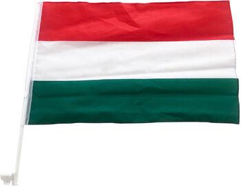 NOBRAND Magyarország autószászló piros