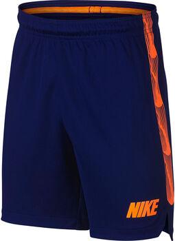 Nike Dri-FIT Squad gyerek rövidnadrág kék