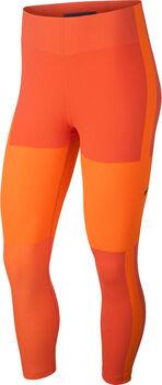 Nike Tech Running Crop női futónadrág Nők narancssárga