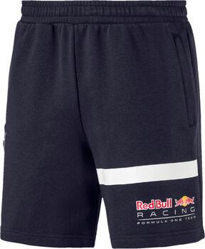 PUMA RBR Logo Sweat Short Férfiak kék