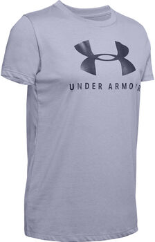 UNDER ARMOUR Női-T-shirt Nők lila