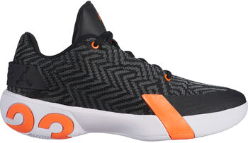 Nike Jordan Ultra Fly 3 Low férfi kosárlabda cipő Férfiak fekete