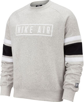 Nike Air Crew férfi pulóver Férfiak fekete