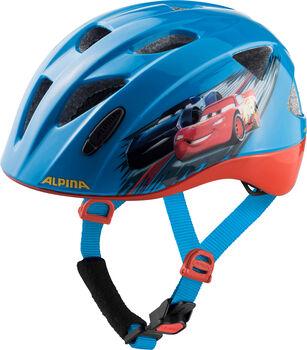 ALPINA Gy.-Kerékpár sisak kék