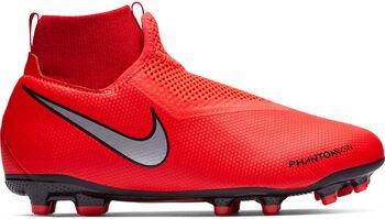 Nike Phantom VSN Academy DF gyerek stoplis focicipő Fiú narancssárga