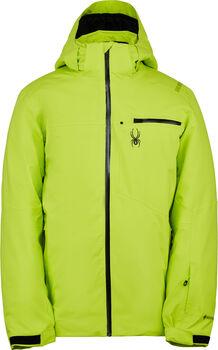 Spyder  Tripoint GTXffi. kapucnis síkabát Férfiak zöld