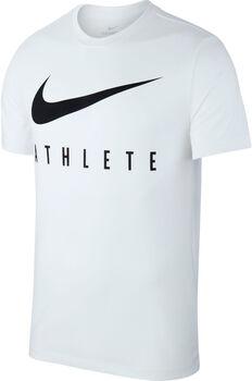 Nike Dri-FITTraining férfi póló Férfiak fehér
