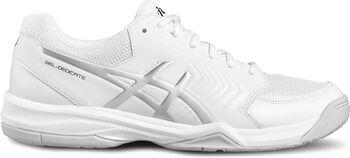 Asics Gel-Dedicate 5 férfi teniszcipő Férfiak fehér