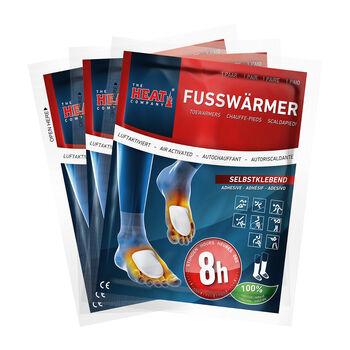 The Heat Company THC lábmelegítő, 3-as csom.önmelegítő, 6+ óra fehér