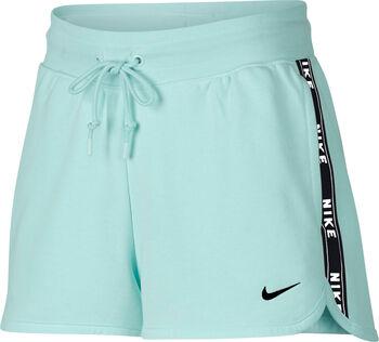 Nike Fleece Logo női rövidnadrág Nők zöld