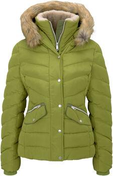TOM TAILOR Signature Puffer női kabát Nők zöld
