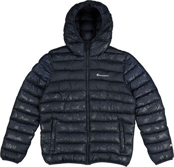 Champion Hooded férfi kabát Férfiak kék