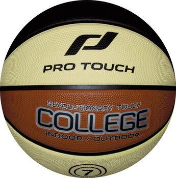 PRO TOUCH College kosárlabda fekete