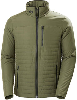 Helly Hansen Crew Insulator férfi kabát Férfiak zöld