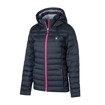 Spyder Tryton női kabát Nők fekete