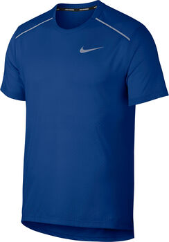 Nike Rise 36 Running Top férfi futópóló Férfiak kék