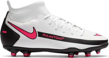 Nike  Phantom GT Club DF FG/gyerek stoplis cipő Fiú fehér
