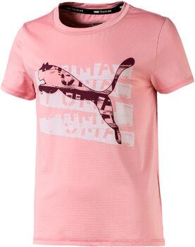 Puma Runtrain Tee G női póló rózsaszín