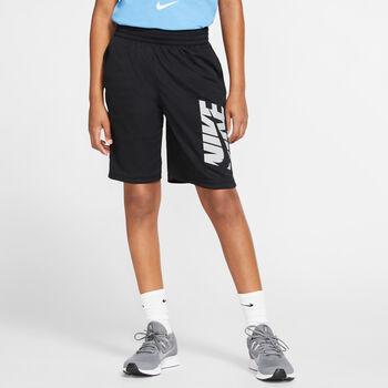 Nike Dri-FIT HBR fiú rövidnadrág fekete