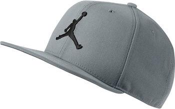 Nike Jordan Pro Jumpman baseball sapka szürke