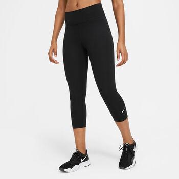 Nike W One Tight Mr Cpri női nadrág Nők fekete