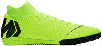 Nike Superflys 6 Academy IC felnőtt teremfocicipő Férfiak sárga