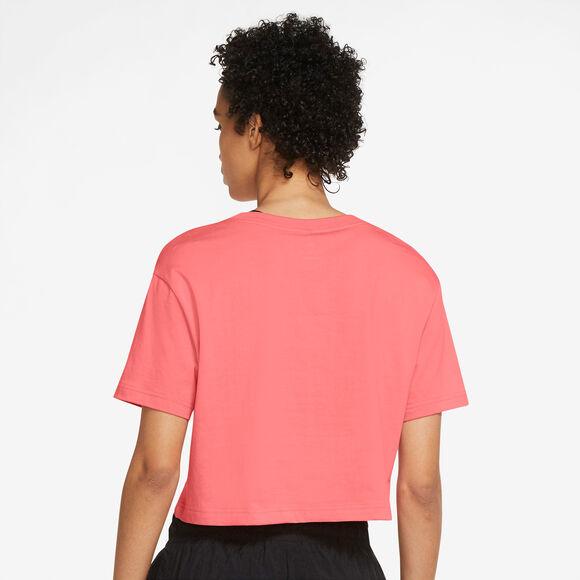 Essential Cropped női póló