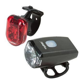 Cytec  lámpa, 100 lumenLED, USB töltés, szilikon fekete