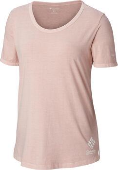 Columbia CSC W Pigment Tee Nők rózsaszín