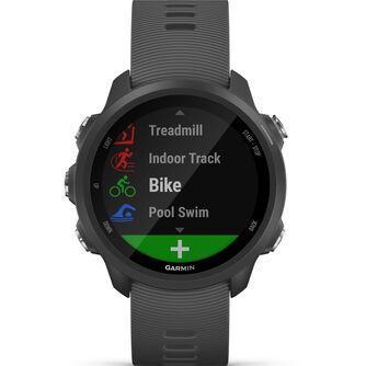 Forerunner 245 GPS-es futó okosóra