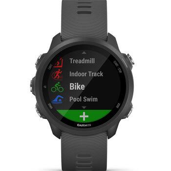 Garmin Forerunner 245 GPS-es futó okosóra fehér