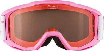 ALPINA Piney gyerek síszemüveg rózsaszín
