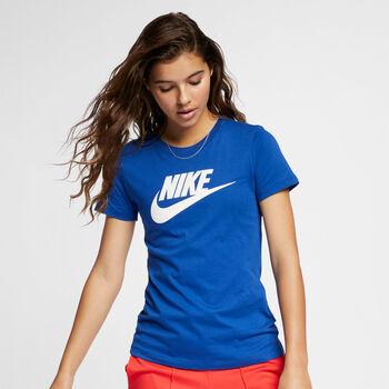 Nike Nsw Tee Essential női póló Nők kék