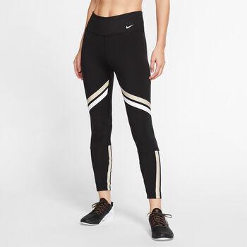 W Nike One Icon Clsh női fitness nadrág Nők fekete