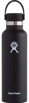 Hydro Flask  Kulacs HydroFlask Standard Mouth fekete