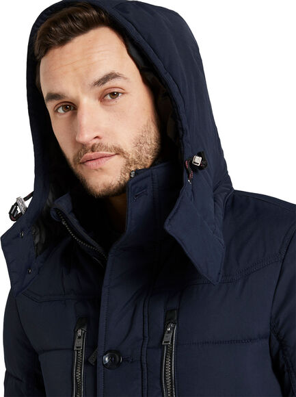 Puffer férfi kabát