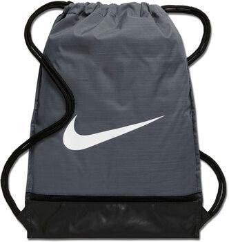 Nike Brasilia Training Gymsack tornazsák szürke