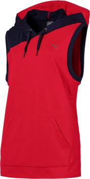 Puma A.C.E. S/L Hoodie W női kapucnis felső Nők piros