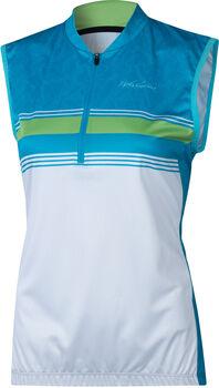 NAKAMURA Davagna női kerékpáros mez Nők kék