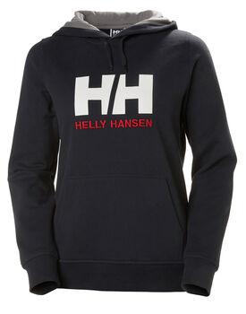 Helly Hansen W HH Logo Hood női kapucnis felső Nők kék