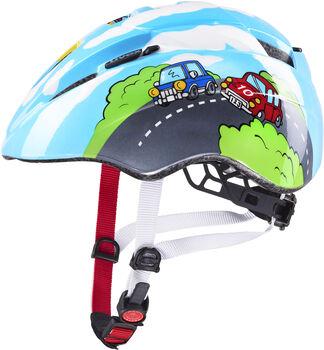Uvex Kid gyerek kerékpáros sisak kék