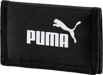 Puma szövet pénzztárca fekete