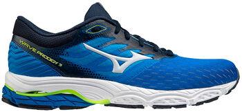 Mizuno Wave Prodigy 3 férfi futócipő Férfiak kék