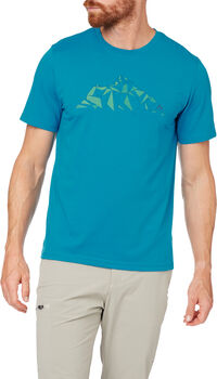 McKINLEY Mathu férfi póló Férfiak kék