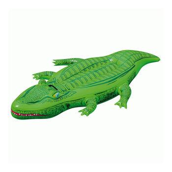 Bestway Felfújható PVC krokodil kék