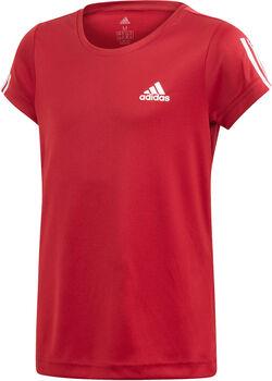 adidas YG TR EQ TEE gyerek póló Lány piros