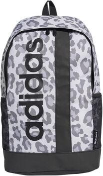 adidas Linear Leopard hátizsák szürke