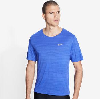 Nike  M NK DF Milerférfi póló Férfiak kék