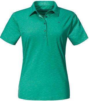 Schöffel Polo Shirt Capri1 Nők kék