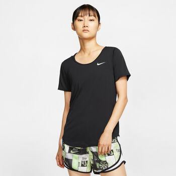 NIKE Női-T-shirt W NK TOP Nők fekete